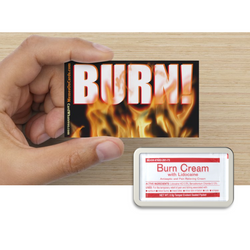 "BURN! (""Burn"" Card + BURN CREAM!)"