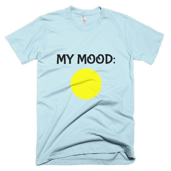 Fill In the Blank Shirts MY MOOD (Emoticon) T-Shirt