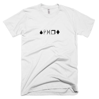 "WingDing ""Shirt"" White T-Shirt"