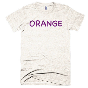 Wrong Color ORANGE?!? Extra Soft (Tri-Blend)