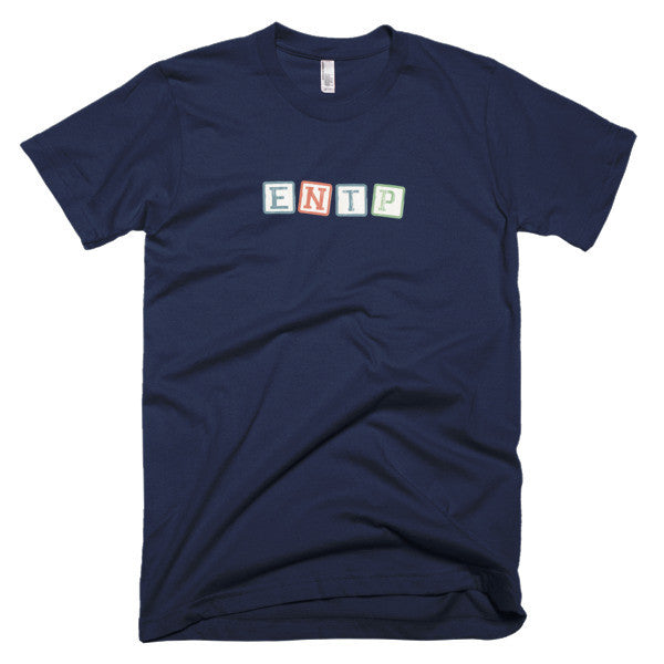 ENTP Blocks T-Shirt