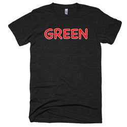 Wrong Color GREEN?!? Extra Soft (Tri-Blend)