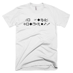 "WingDing ""Go F___ Yourself"" White T-Shirt"
