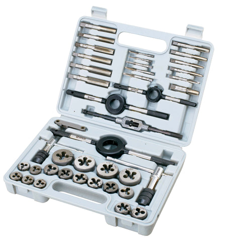 Imperial Tap and Die Set (Pack of 41)