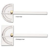 Rectangular Head Degree Protractor