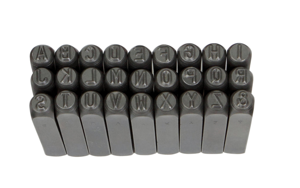 Steel Letter Stamps