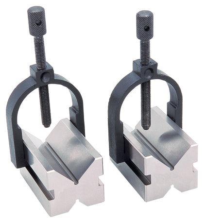 Non-protruding V-Block & Clamp