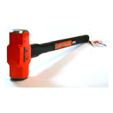 "Sledge Hammer, 24"" Indestructible Handle 8 lb."