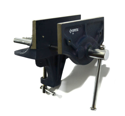 Portable Woodworking Vise - Jaw width - 6