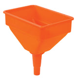Plastic Anti Splash Funnel with Filter Screen