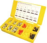 Grease Fitting and Cap Set, 100pc.
