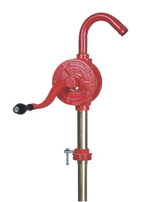 "Rotary Barrel Pump, 1"" Inlet"