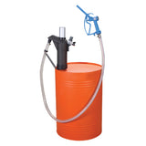 Air Operated DEF Transfer Pump W/2m PVC Hose, Nylon Dispensing Nozzle, Clamp and Steel Bracket