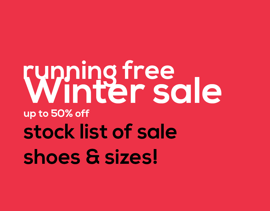 running free   |   Poole  stock only   |    winter sale    |     shoes & sizes