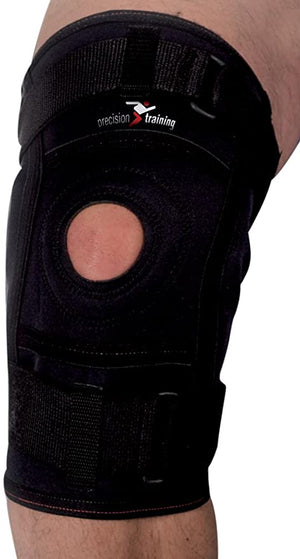 Open image in slideshow, Hinged Knee Neoprene Support