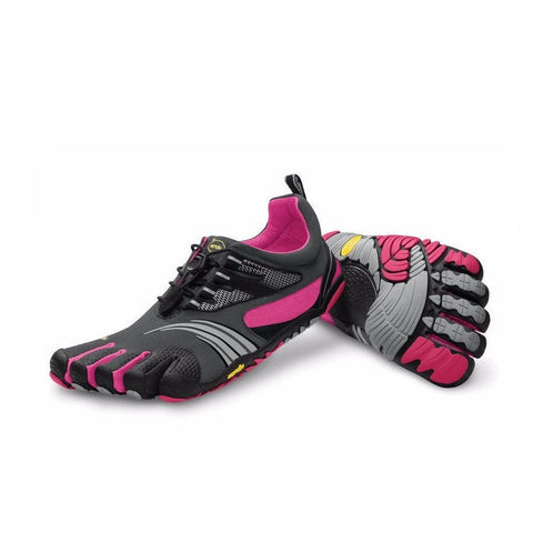 Vibram FiveFingers KMD Sport LS Grey, Pink and Black