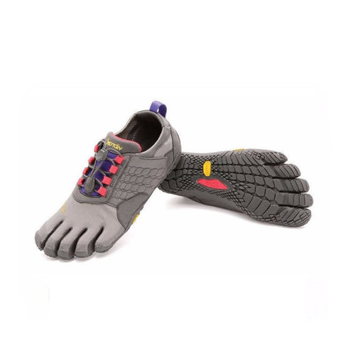 Vibram Fivefingers Trek Ascent Grey Purple