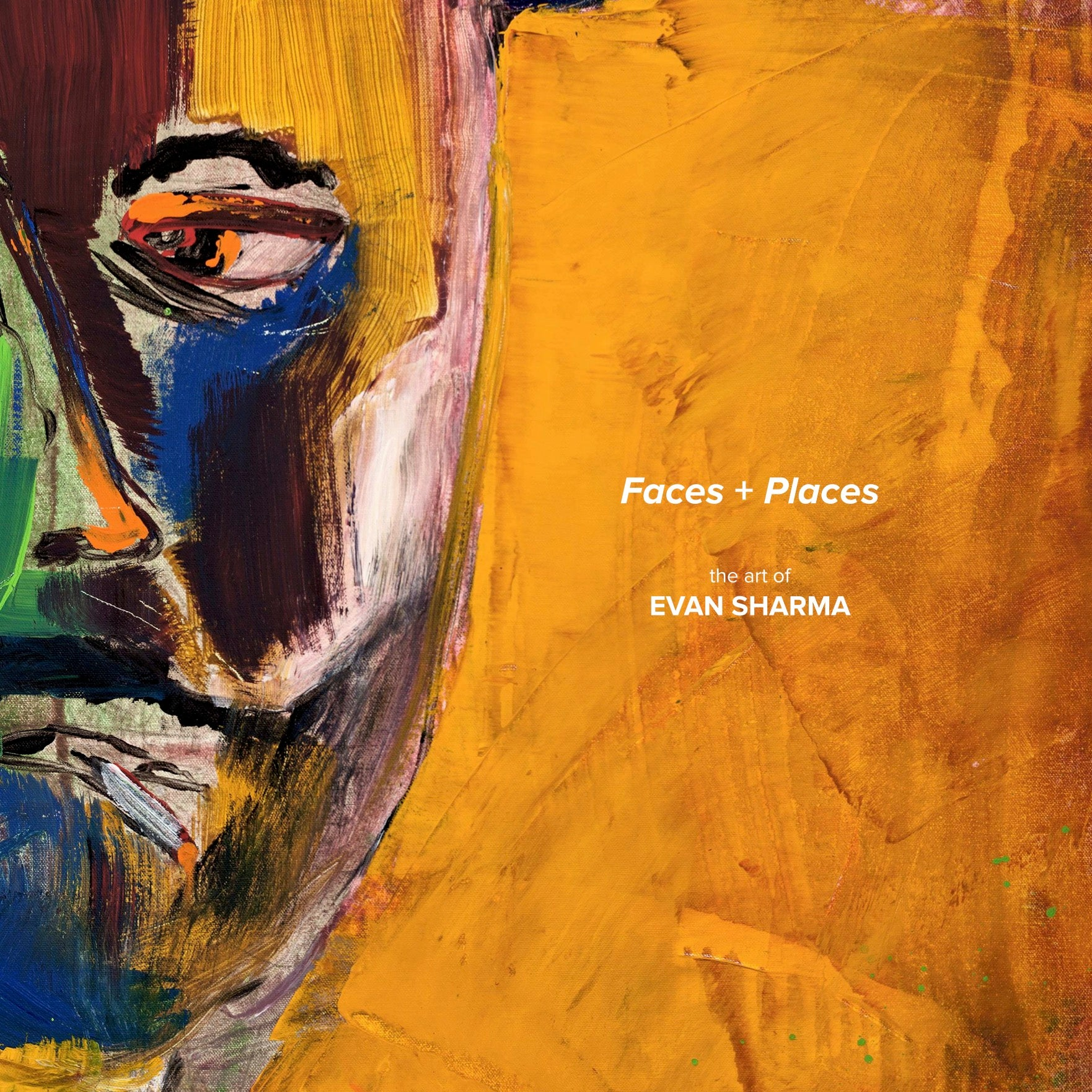 Faces + Places - Preorder