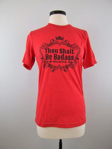 Badass Tee - Mix & Mingle Boutique