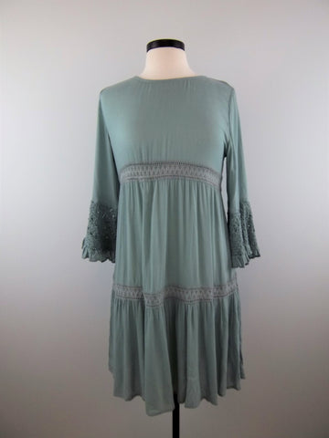 The Bella Woven Dress - Mix & Mingle Boutique