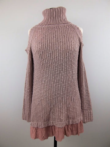 Going Out Tonight Sweater Pink - Mix & Mingle Boutique