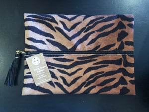 Tigress Makeup Bag