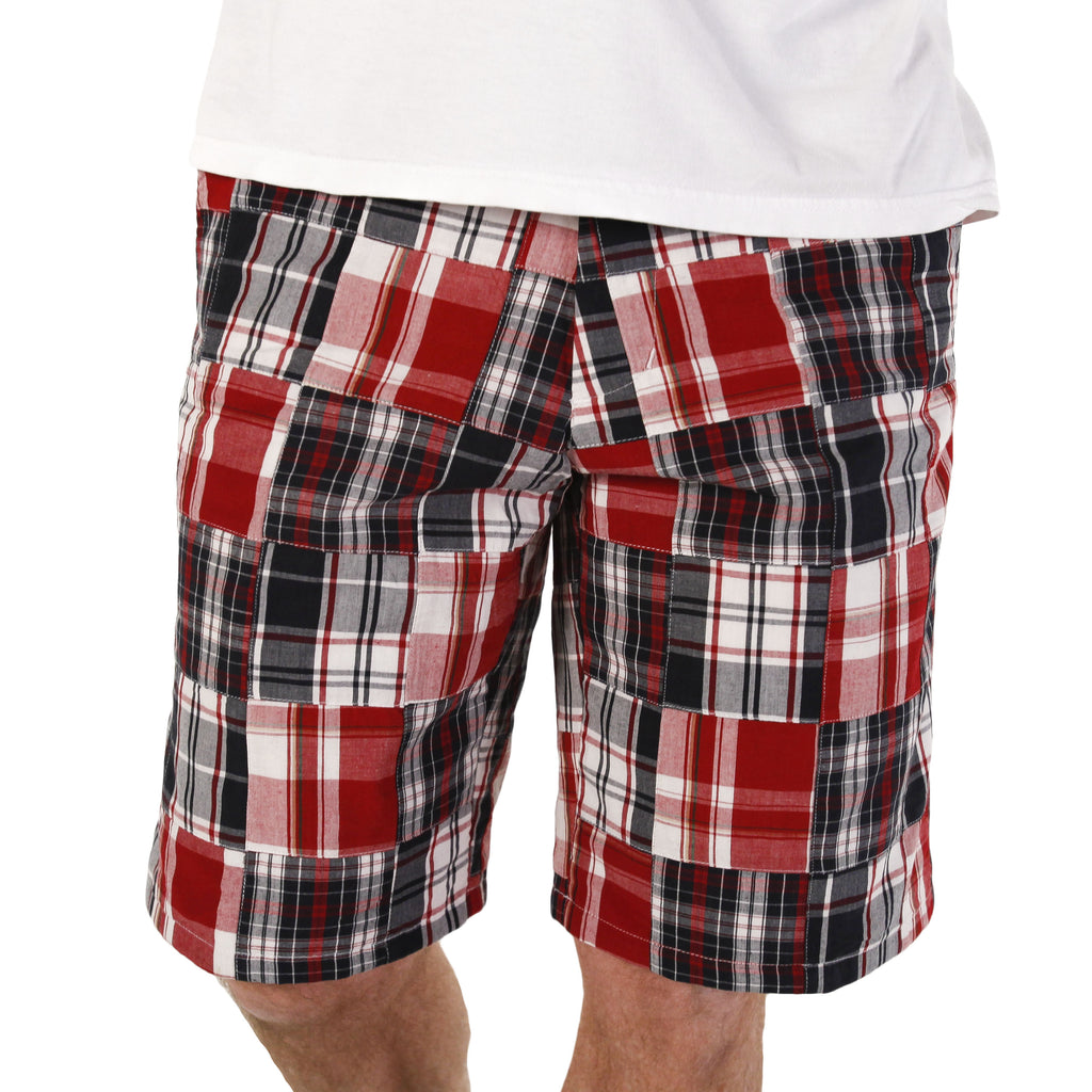 Men's Madras Bermuda Short - Liberty