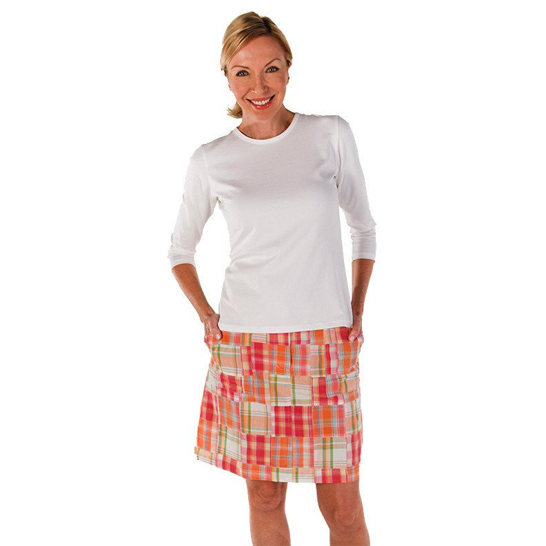 Women's Golf Skort - Crescent/Amherst