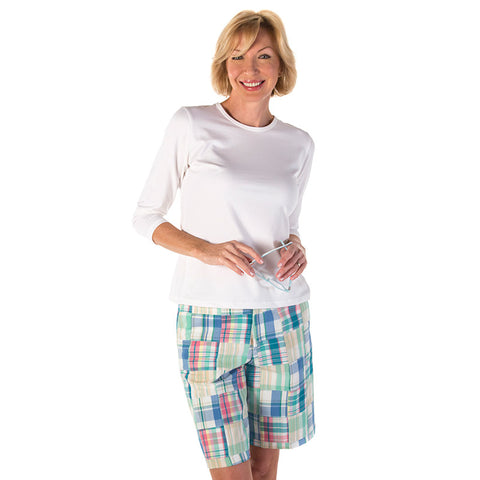 Women's Bermuda Shorts Cape