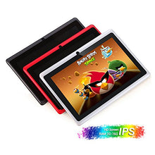 NPOLE Tablet Android 16G 1G IPS 7 Inch Quad Core CPU Dual Camera HD Video 3D Game Supported Black