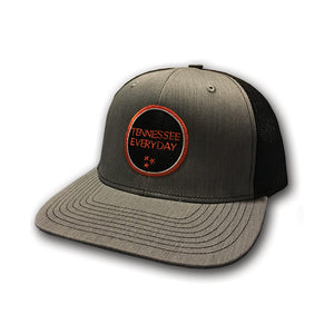 The Tennessee Everyday Smoke Grey Hat - surf tennessee tennessee shirts