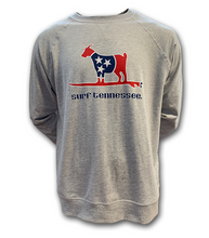 The Goat on a Stick Sweatshirt - surf tennessee tennessee shirts