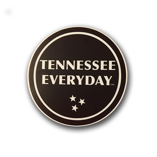 The Tennessee Everyday Sticker - surf tennessee tennessee shirts