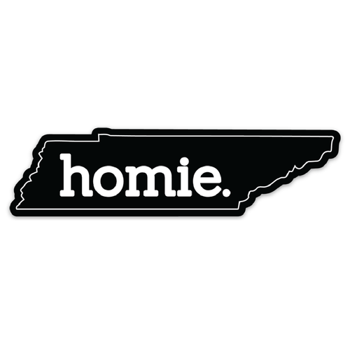 The Homie Sticker - surf tennessee tennessee shirts