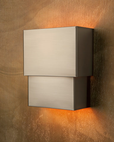 Wall Sconce-WSC-R, Dark Bronze patina
