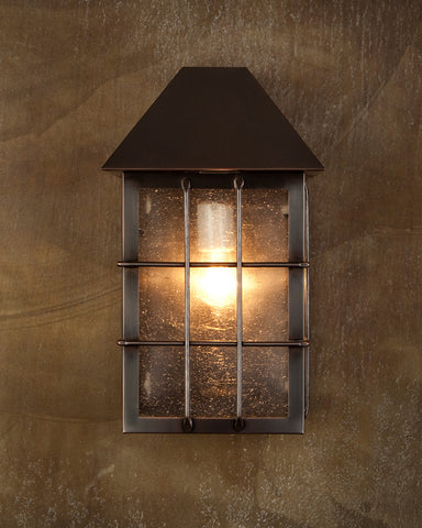 Wall Sconce - MSC 1507, Dark Bronze Patina