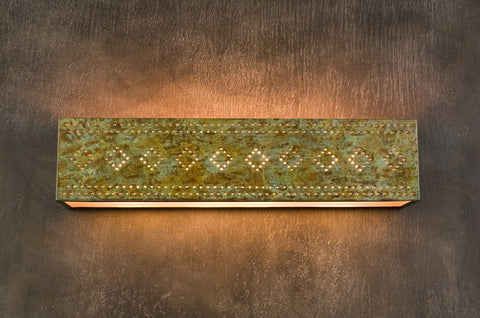 Vanity Light - VAL, Espana design, Desert patina