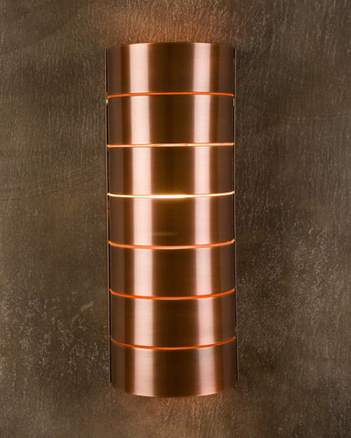 Wall Sconce - WS,Tier, Medium Bronze patina