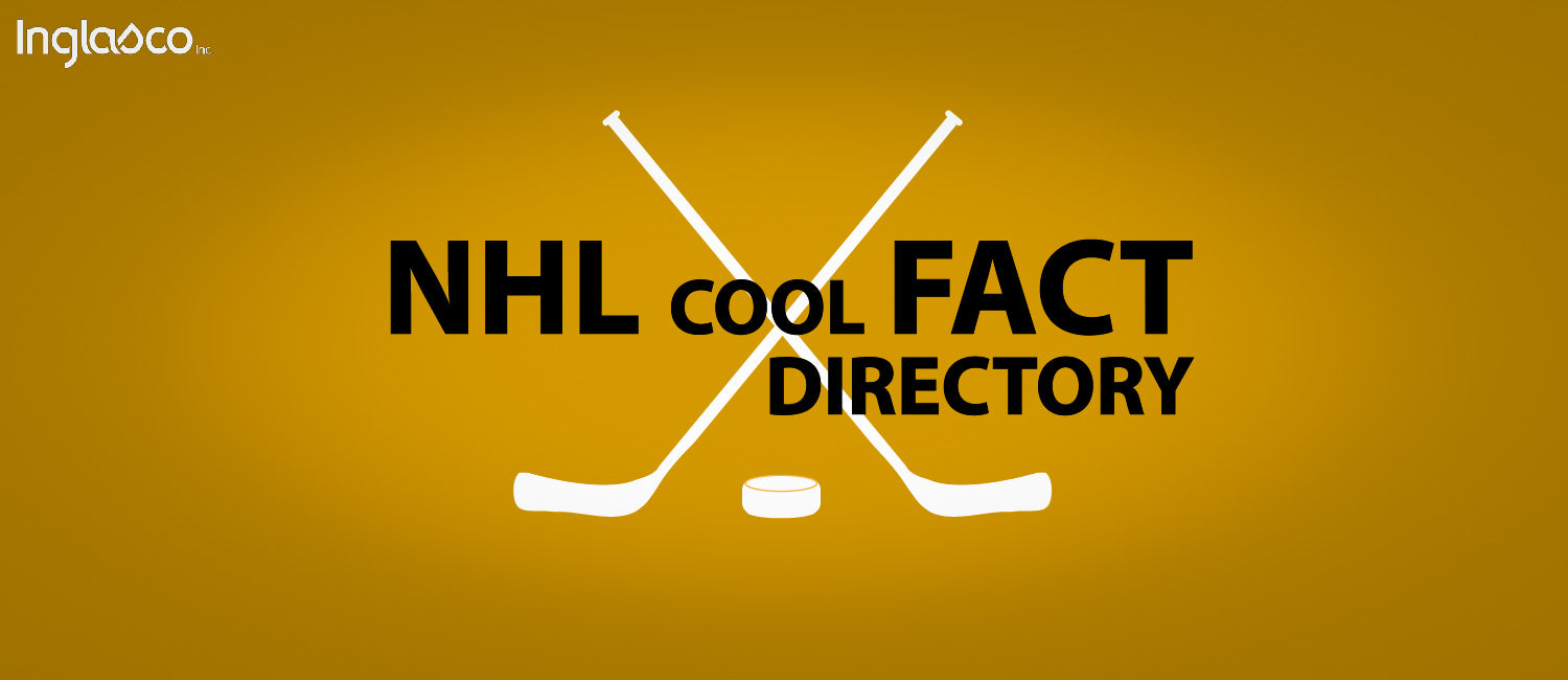 NHL COOL FACT DIRECTORY