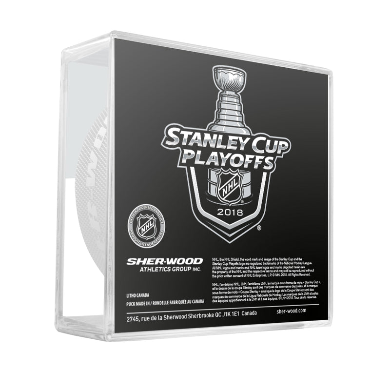 NHL Stanley Cup Playoffs 2018 - Round 2