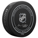 2016 Stanley Cup Final - Game 4 Official Game Puck