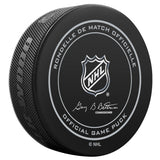 Winnipeg Jets Official Game Puck (2012 to 2016)