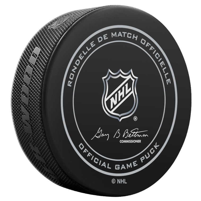 NHL Centennial 3D Statue Puck 31 Teams with Precious Stones Box - Gold
