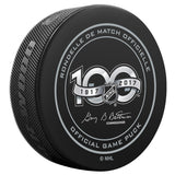 2017 Stanley Cup Final - Game 6 Official Game Puck
