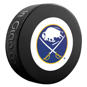 Buffalo Sabres NHL Collectible Souvenir Puck 1970-71