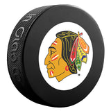 Chicago Blackhawks NHL Collectible Souvenir Puck 1960-61