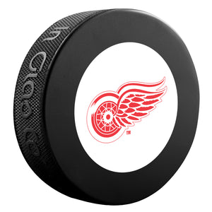Detroit Red Wings NHL Collectible Souvenir Puck 1948