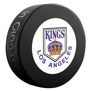 Los Angeles Kings NHL Collectible Souvenir Puck 1967-68