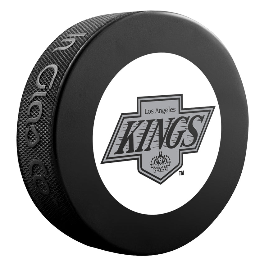 Los Angeles Kings NHL Collectible Souvenir Puck 1988-89