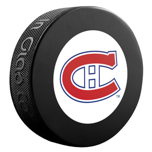 Montreal Canadiens NHL Collectible Souvenir Puck 1917-18
